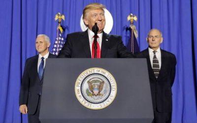 Ordena Trump reporte de apoyos económicos y militares a México