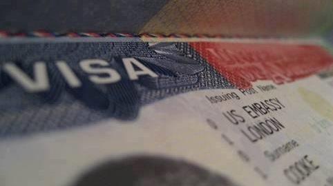 Recomendaciones del consulado americano de lo que NO se debe hacer con una visa de turista.