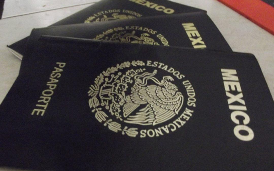 Trámite de pasaporte será por Internet a partir del 1 de octubre: SRE